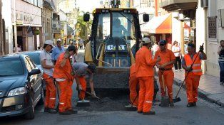 Esta semana comienzan obras de reconstrucción vial en Paraná