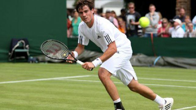 Guido Pella eliminado del ATP de Nottingham