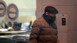 El invierno trajo temperaturas bajo cero en varias ciudades del país