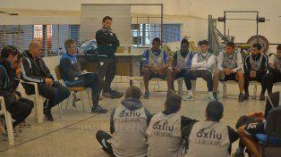 El entrenador Daniel Veronesse realizó un análisis de lo realizado y planteó pautas para el futuro.