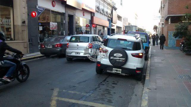 ¡Estacionate donde quieras!