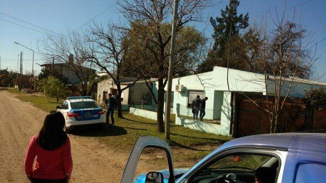 Allanaron la casa de un compañero del soldado voluntario asesinado