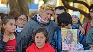 Quiero Justicia para mi hija, pidió la mamá de Gisela López