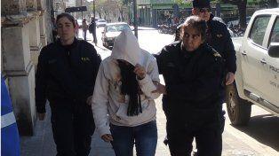 Rocío Altamirano tiene 19 años