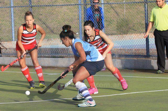 Las chicas de Talleres Rojo jugarán contra CRAI en Santa Fe.