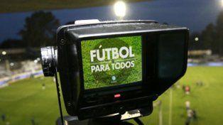 Por irregularidades en Fútbol para Todos