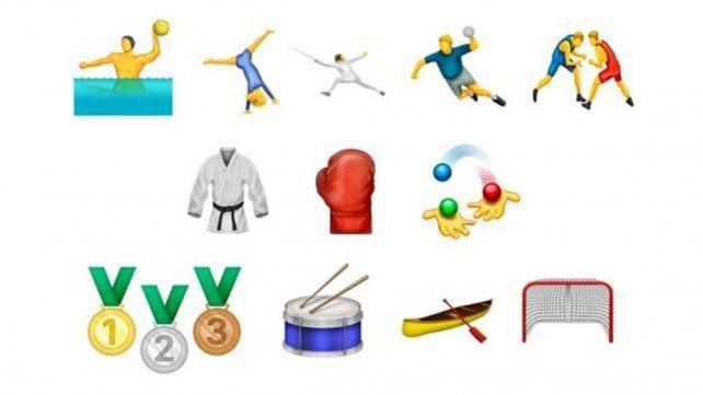 Estos son algunos de los nuevos emojis que aparecerán en tu teléfono