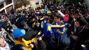 Boca Juniors juega esta noche el primer amistoso después de la pretemporada