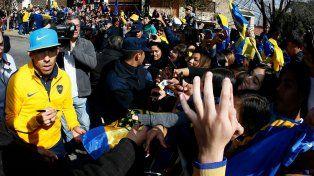 Gentileza prensa Boca Juniors.