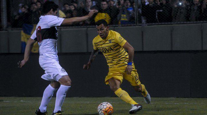 Boca ganó en Salta y mostró sus refuerzos