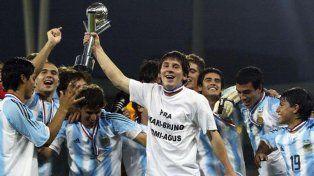Messi pásó ocho cumpleaños junto a la Selección Argentina (Reuters)