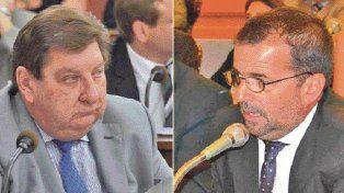 Kisser. El senador de Paraná marcço diferencias con Kneeteman.