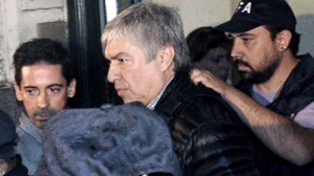 Báez ya está en Comodoro Py para exponer sobre la supuesta reunión Cristina-Casanello