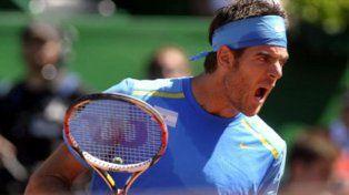Del Potro vuelve a la Copa Davis
