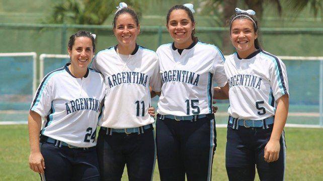 Las chicas se metieron en los playoffs del Sudamericano