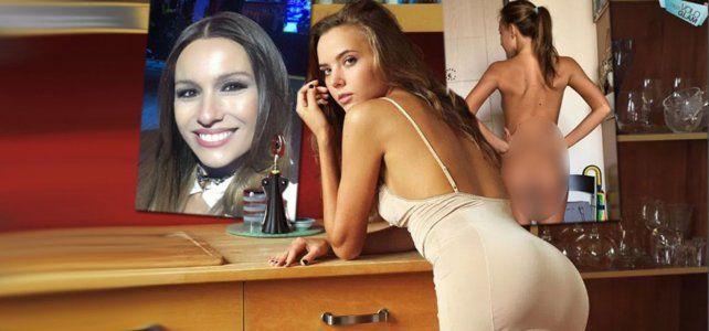 Confundieron a Pampita con una artista erótica