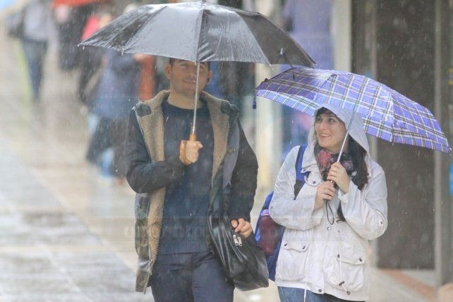 Se anuncia un fin de semana lluvioso en Entre Ríos