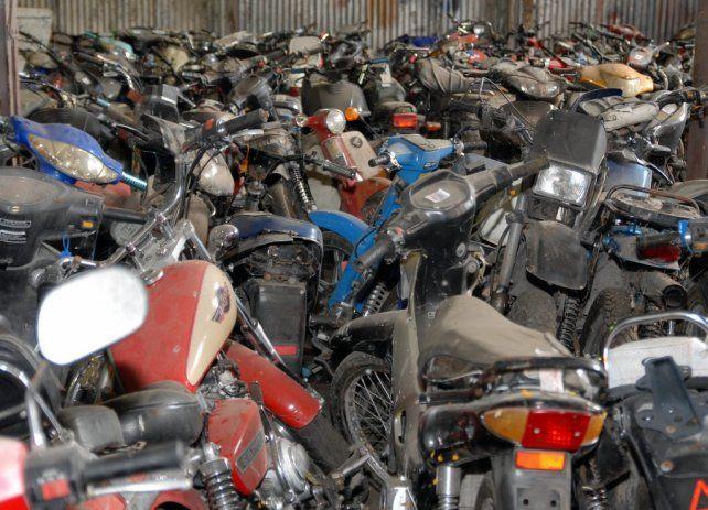 Estimación. Calculan más de 5.000 vehículos en los galpones.