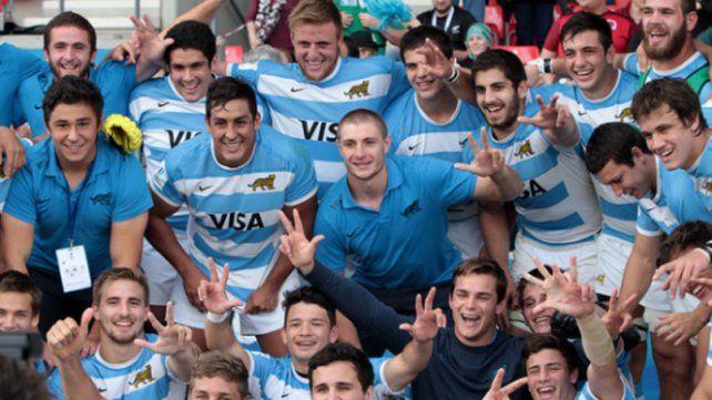 Los Pumitas terceros en el Mundial U20