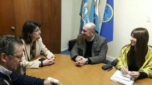 Entre Ríos renovó la cooperación con la Organización Panamericana y Mundial de la Salud