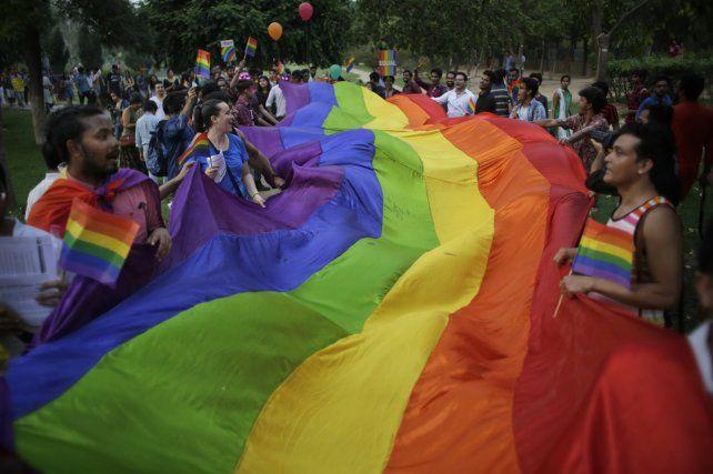 Día Internacional del Orgullo LGBT. Todos los 28 de junio se marcha por la igualdad.