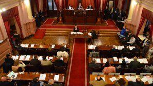 Diputados. La Cámara baja trató sobre tablas el acuerdo con la Nación y el endeudamiento.