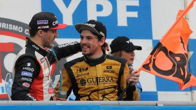 Josito Di Palma ganó en Concepción porque se quiere quedar en el TC