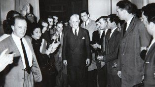 A medio siglo del golpe de Estado, inexplicable,contra el presidente Arturo Illia