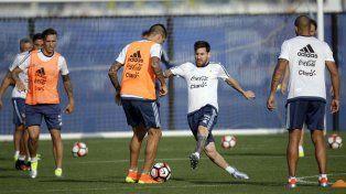 Argentina, con sed de revancha, reedita la final de la Copa América 2015 frente a Chile