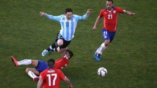 Argentina - Chile: La final de la Copa América Centenario en las apuestas
