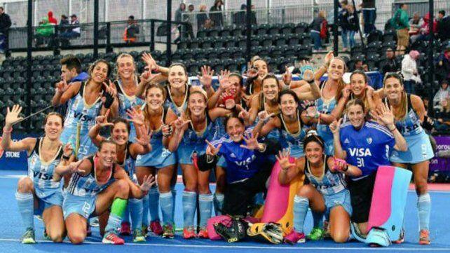 Las Leonas campeonas del Champions Trophy