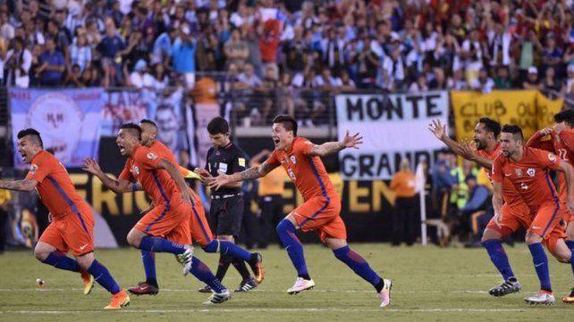 Chile Bicampeón de América