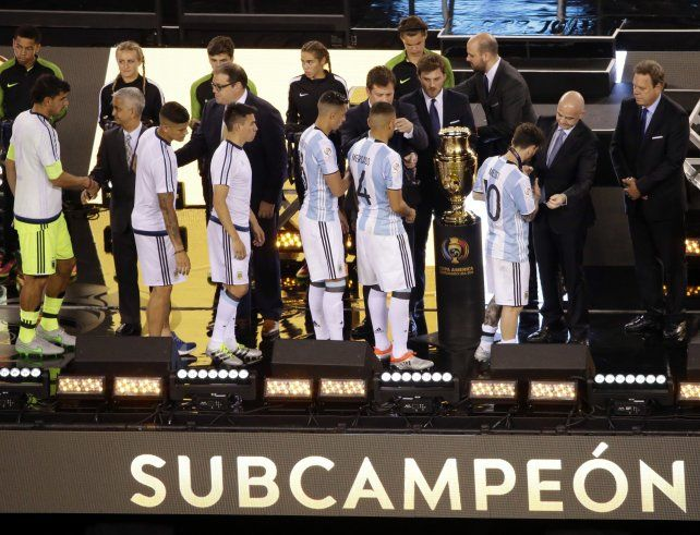 Mascherano, Agüero, Di María y Lavezzi evalúan su renuncia