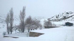 Esperan más nevadas en julio