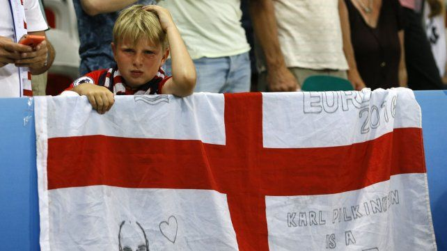 Islandia dio el batacazo y eliminó a Inglaterra de la Eurocopa