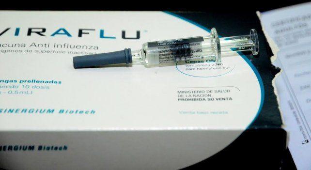 Impacto. Sigue la campaña par vacunar exclusivamente a los grupos de riesgo.