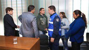 Se dio lectura a la sentencia que condenó a los homicidas de Claudio Vera