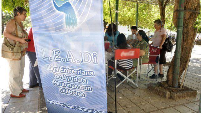 La Liga Entrerriana de Ayuda al Diabético podría quedarse sin sede por retiro de subsidio