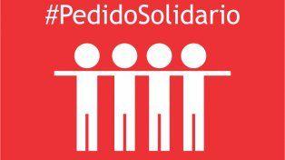 Llamado a la solidaridad para recuperar un DNI