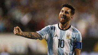 Miles de fans recolectan firmas y piden por Messi