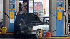 las estaciones de gnc suspenden la venta durante cinco horas