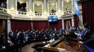 El Senado convirtió en ley el pago de deudas a jubilados y pensionados