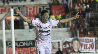 Matías Quiroga anotó tres conquistas en el primer semestre del año.
