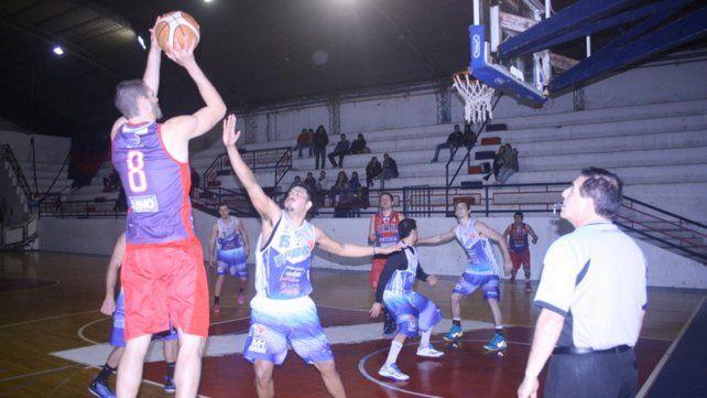 Fue victoria para Olimpia 72-69