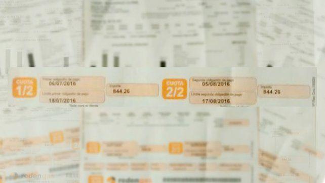 En los últimos días comenzaron a llegar las facturas de gas con aumentos de superiores al 600%.