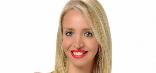 La ex periodista de Intrusos que se animó al topless en Miami