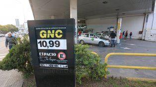 La restricción de venta de GNC se redujo a dos horas y podría normalizarse