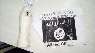 Conmoción en Santa Fe por amenaza de bomba en club israelí