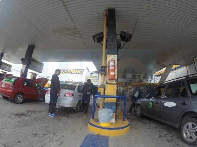 Se normalizó el suministro de gas para las estaciones de GNC