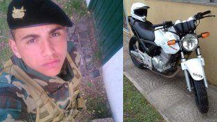 Caso Bermani: encontraron en Concordia la moto del voluntario desaparecido
